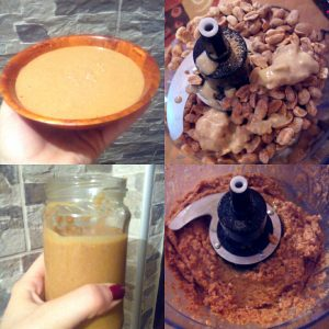 recipe peanut butter